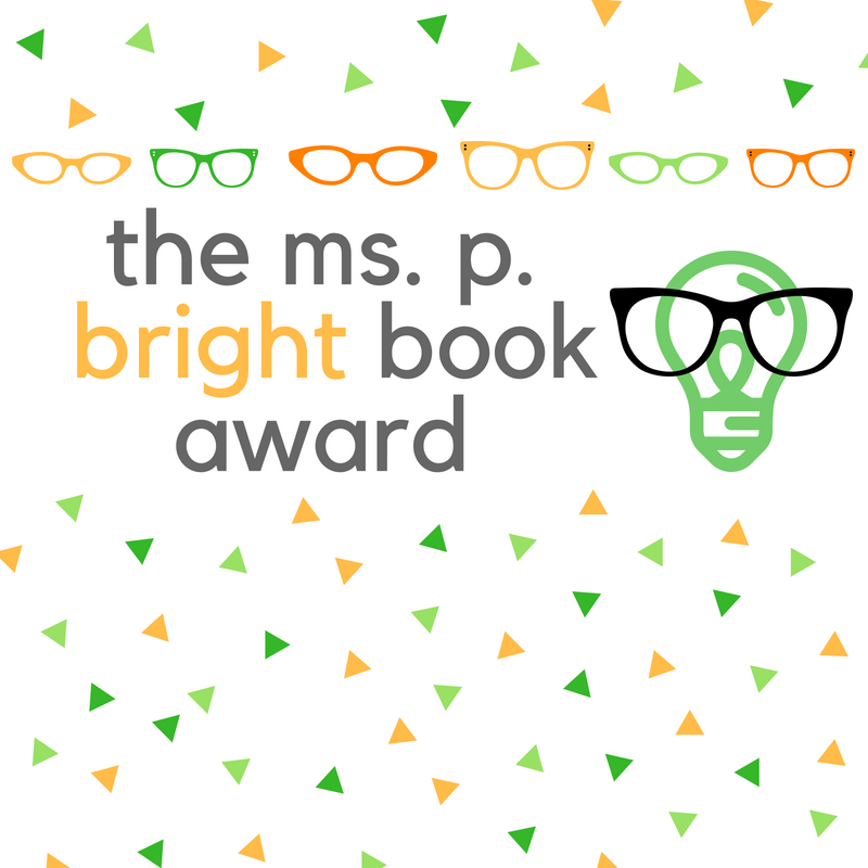 the ms. p book award
