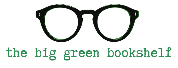 the big green bookshelf