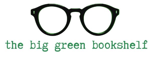the big green bookshelf